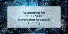 Accounting System Compliance for SBIR Awards