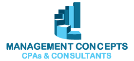 Management Concepts CPAs & Consultants Logo